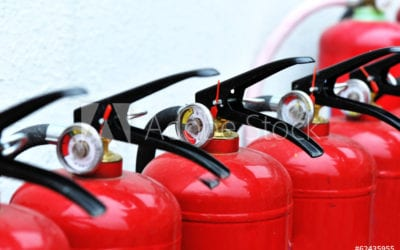 Install Fire Extinguishers in Scotland