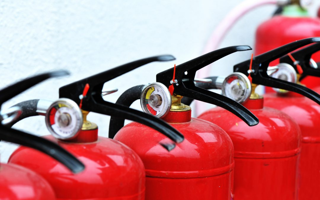 Fire Extinguishers Edinburgh – What You Need To Know