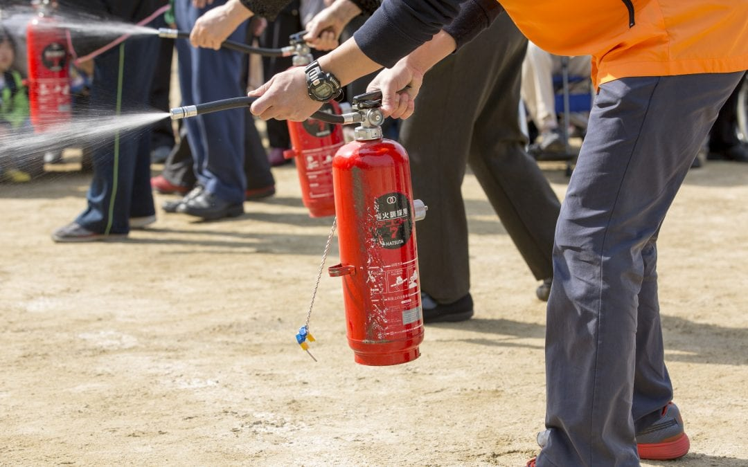 Fire Extinguishers: Regulations in Scotland