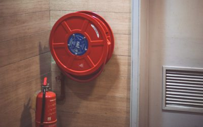 Fire Safety Equipment Installed Peebles