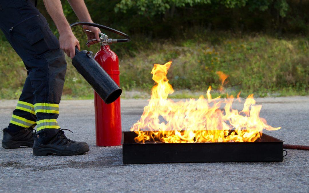 Fire Safety Training in Edinburgh